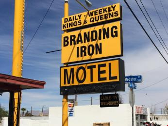 Photo of Branding Iron Motel Las Vegas