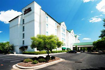 Hampton Inn and Suites Charlotte Pineville