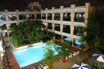 Hotel Dolores Alba Merida