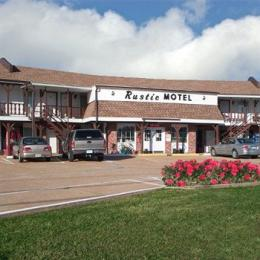 ‪Rustic Motel of Rolla‬
