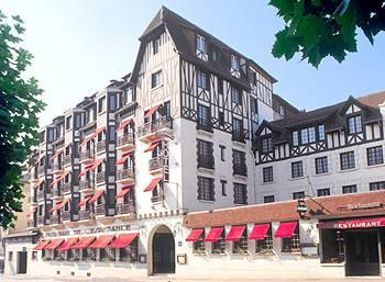 Photo of Grand Hotel de l'Esperance Lisieux