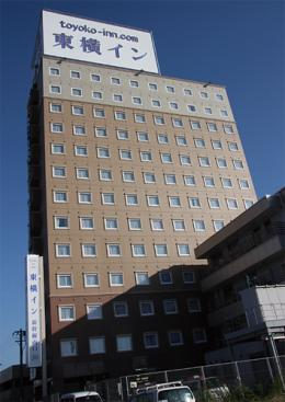Toyoko Inn Gifu Hashimaeki shingansen minamiguchi