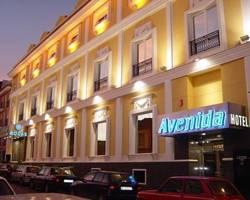 Hotel Avenida Leganes