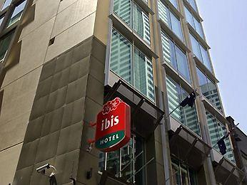 Hotel Ibis Melbourne Little Bourke Street