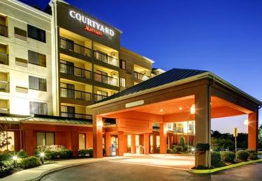 ‪Courtyard by Marriott Richmond Chester‬