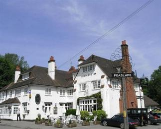 The Hurtwood Inn Hotel