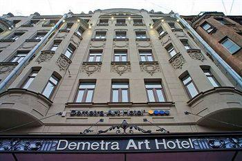 Photo of Demetra Art Hotel St. Petersburg