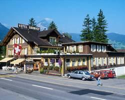 Hotel Bahnhof Giswil