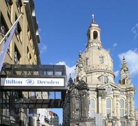 Hilton Dresden Hotel