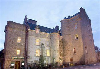 Dornoch Castle Hotel