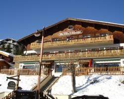 Hotel Restaurant l'Alpage