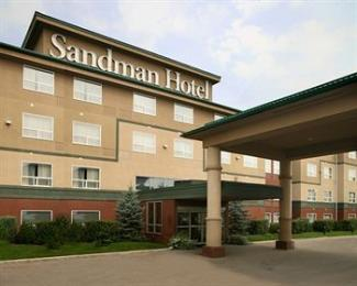 Sandman Hotel Red Deer