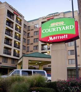 ‪Courtyard by Marriott Nashville Vanderbilt/West End‬