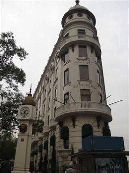 Photo of Hotel Imperial Reforma Mexico City