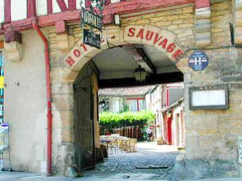 Hotel Du Sauvage