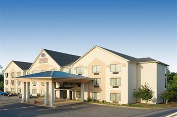 Comfort Suites Lawrenceville