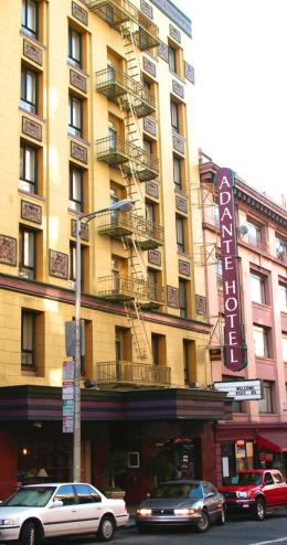 Photo of Adante Hotel San Francisco