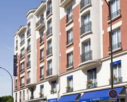 Timhotel Paris Boulogne