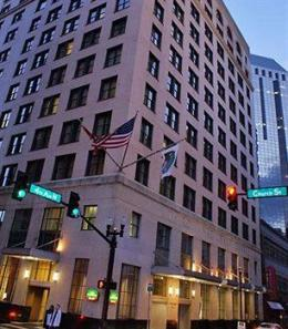 Courtyard by Marriott Nashville Downtown