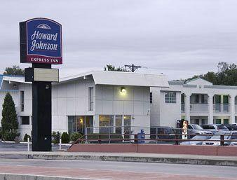 ‪Howard Johnson Express Inn - Colorado Springs‬