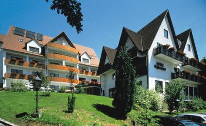 Landidyll Hotel Zum Alten Schloss