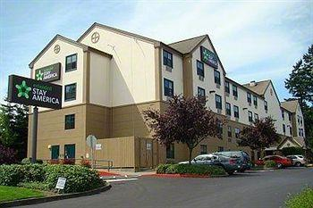 ‪Extended Stay America - Seattle - Everett - North‬