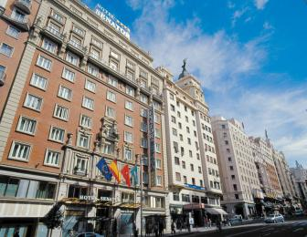 Photo of Senator Gran Via 70 Spa Hotel Madrid