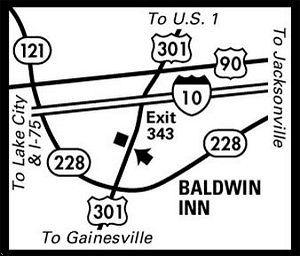 ‪BEST WESTERN Baldwin Inn‬
