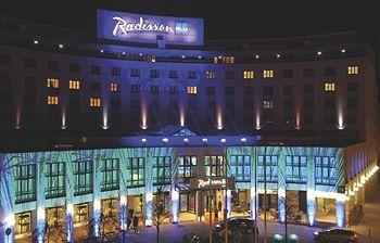 Radisson Blu Hotel, Cottbus