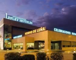 Photo of Leflet Sanlucar Hotel Sanlucar la Mayor