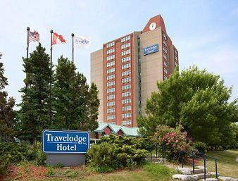 Travelodge Hotel Toronto Airport