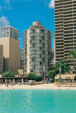 Aston Waikiki Circle Hotel