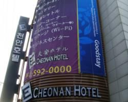 E Cheonan Hotel