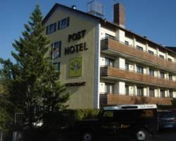 Post Hotel Wrzburg