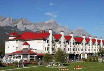 ‪Quality Resort Chateau Canmore‬