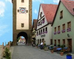 Photo of Hotel Cafe Uhl Rothenburg ob der Tauber