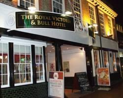 The Royal Victoria & Bull Hotel