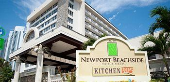 Newport Beachside Hotel and Resort Photo