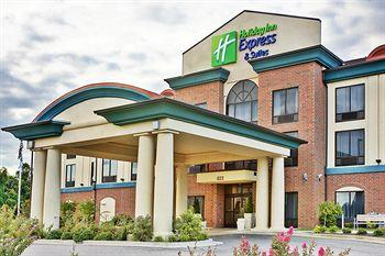 ‪Holiday Inn Express Hotel & Suites Dyersburg‬
