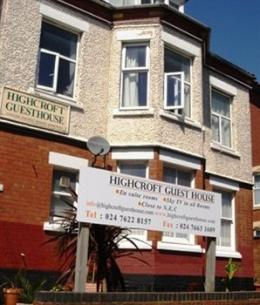 Highcroft Guesthouse