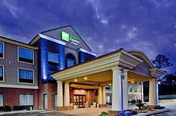‪Holiday Inn Express Hotel & Suites Laurel‬