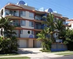 Pacific Horizons Holiday Apartments