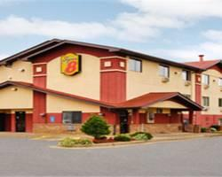 Super 8 Motel Richmond Airport