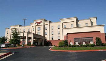 Hampton Inn Fayetteville Ar