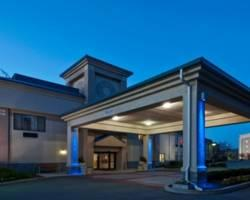 Holiday Inn Express Indianapolis Brownsburg (I-74W)