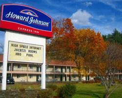 ‪Howard Johnson Express Inn - Lenox‬