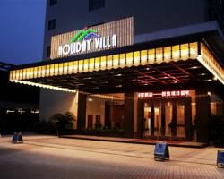 Holiday Villa Hotel & Residence Baiyun Guangzhou