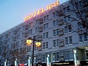 Motel 168 Suzhou Railway Station Pingqi Road