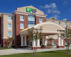 ‪Holiday Inn Express Hotel & Suites Baton Rouge East‬