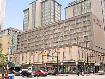 Photo of Ramada Hotel Downtown Calgary